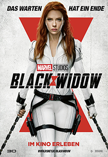 Black Widow - 3D Dolby Atmos